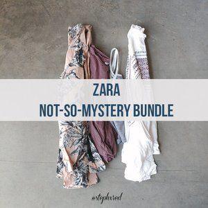 Zara Not-So-Mystery Bundle!